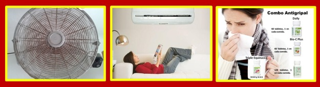 ¿Qué tan frecuente limpias los ventiladores de tu hogar u oficina? ¿Cada cuando le das mantenimiento a los equipos de aire acondicionado?